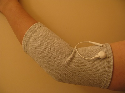 Conductive Elbow Cuff