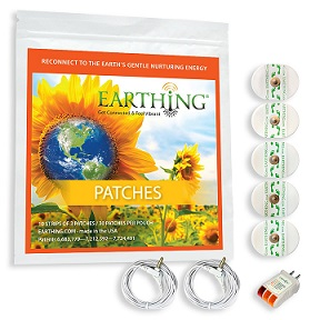 Earthing Patches Kit
