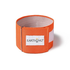 Body Band Orange Wide