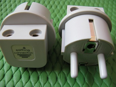 Outlet Adapter Europe - Type F