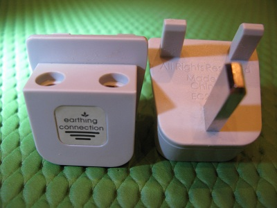 Outlet Adapter UK- Type G